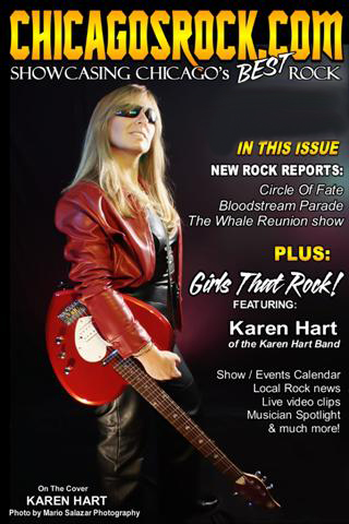 Click to see Karen's Rocker Profile